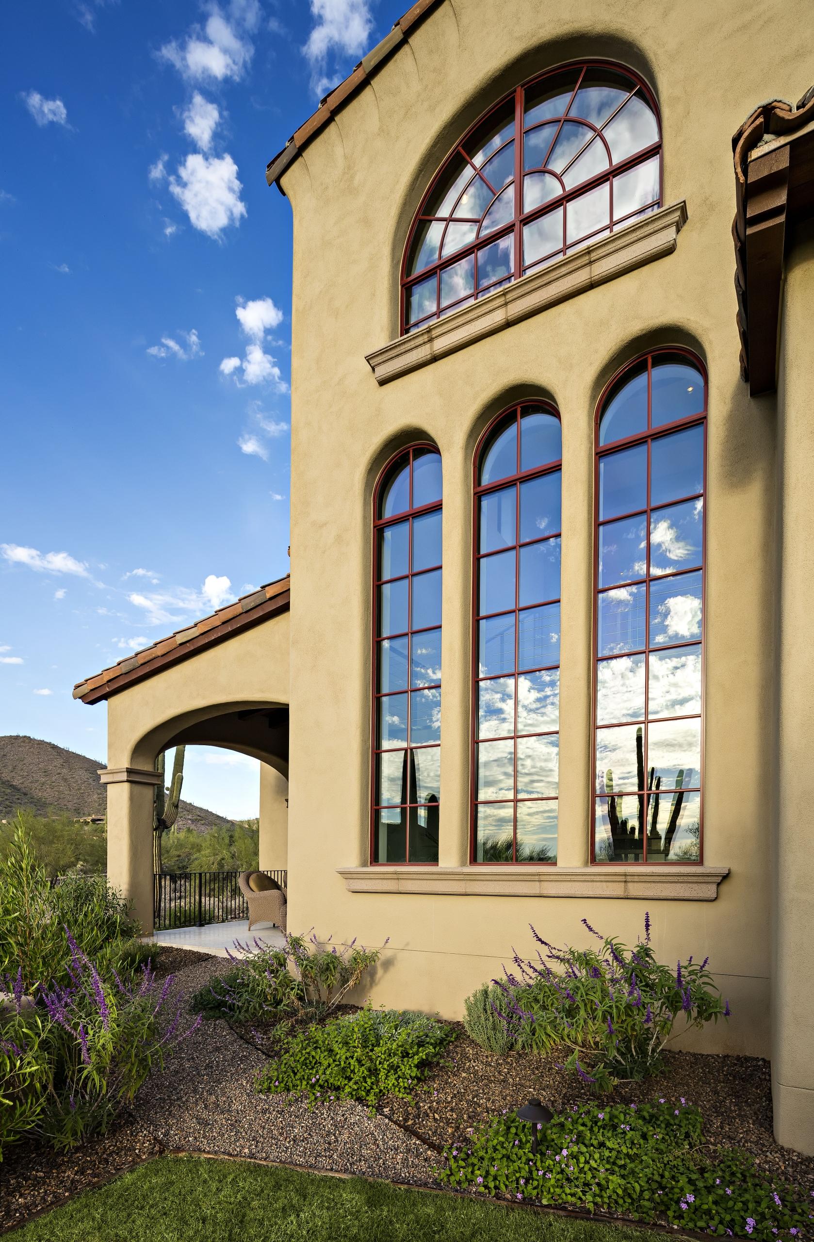 Spanish Colonial custom home in Silverleaf, Scottsdale Arizona
