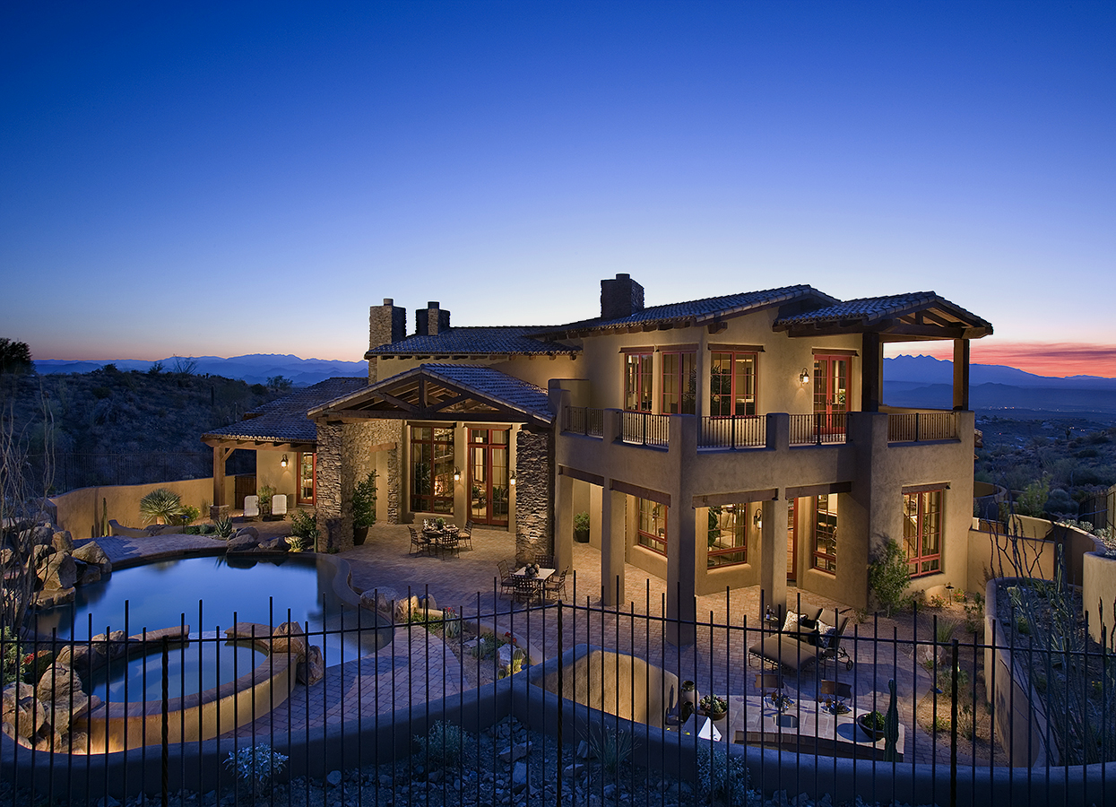 Southwest Ranch Style Home in Eagle's Nest, Fountain Hills AZ