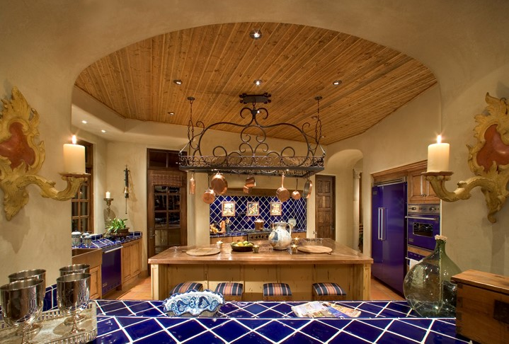 Traditional Hacienda style home in Mirabel, Scottsdale AZ