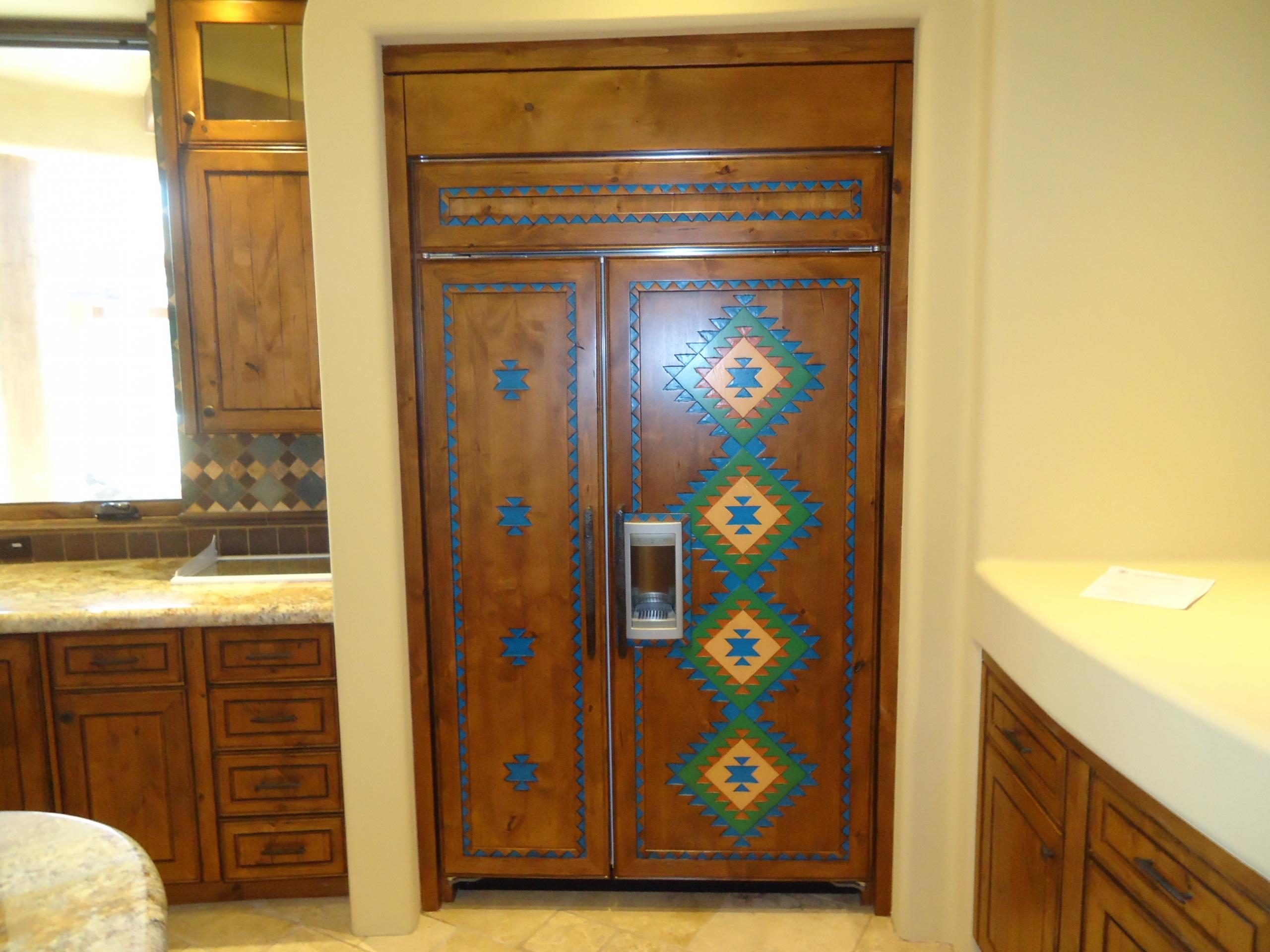 Organic Pueblo custom luxury home is located in DC Ranch, Scottsdale